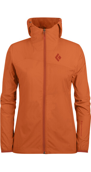 Black Diamond W's Alpine Start Hoody Dawn